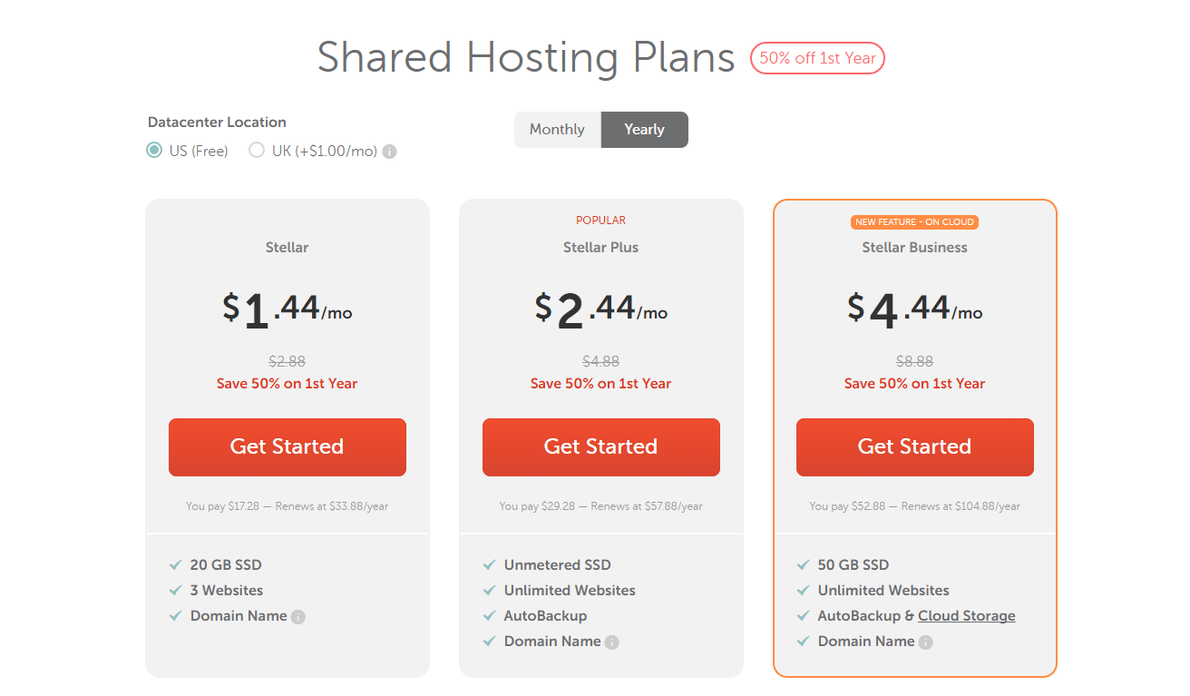 Hosting Promo Code Coupons