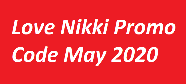 Love Nikki Promo Code